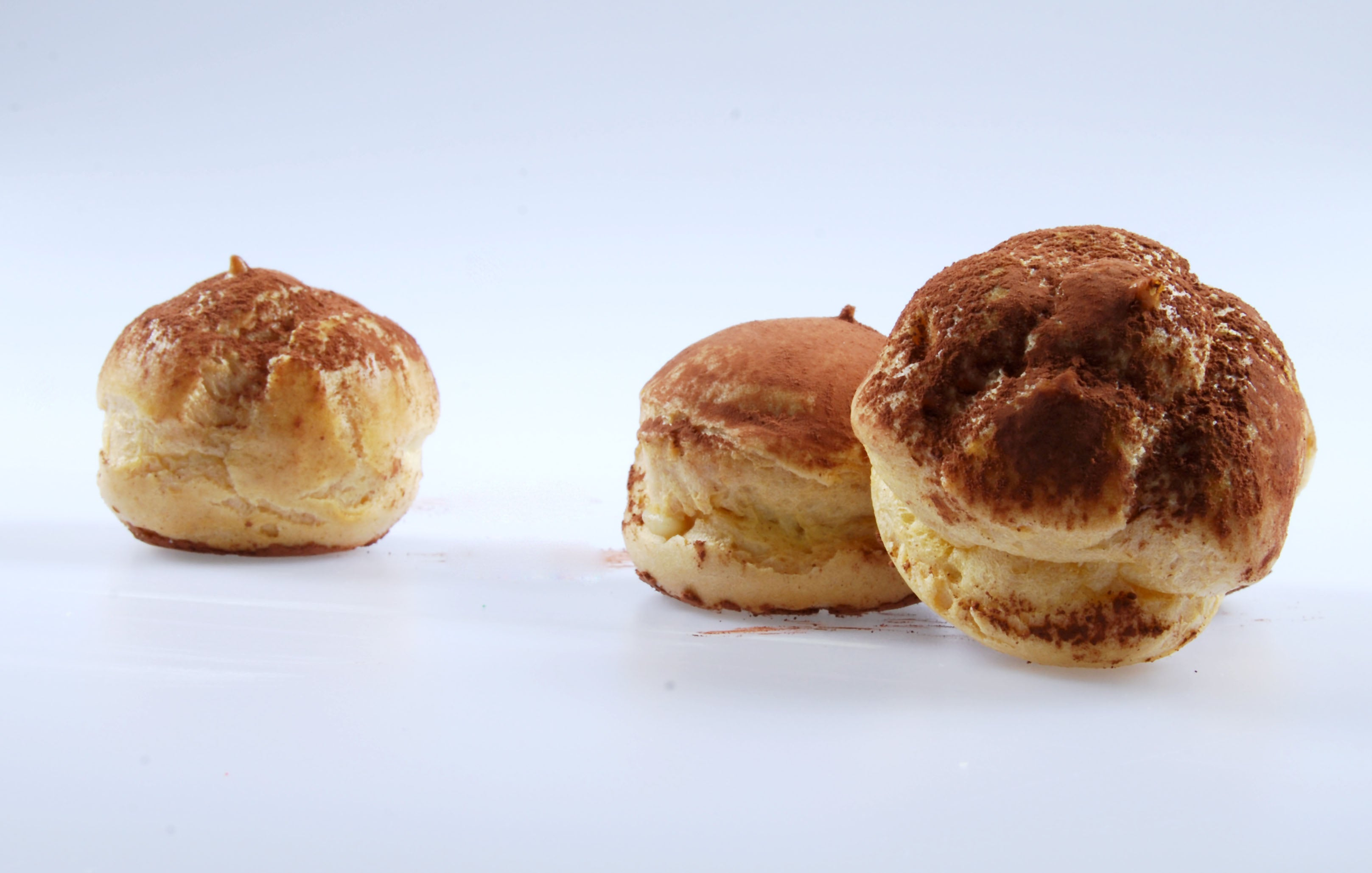 Cream Puff Tiramisu, Mini