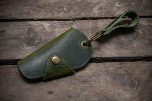 Key holder leather