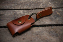 Load image into Gallery viewer, Key holder leather