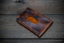 Load image into Gallery viewer, card holder leather