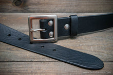 Load image into Gallery viewer, Italian leather belt (3,5-4 mm thick) width 38 mm
