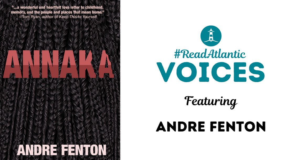 VOICES: Featuring Annaka by Andre Fenton
