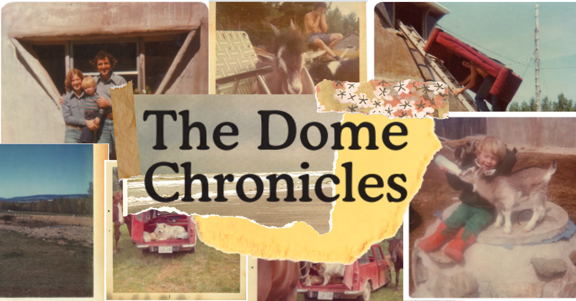 Sample This! The Dome Chronicles