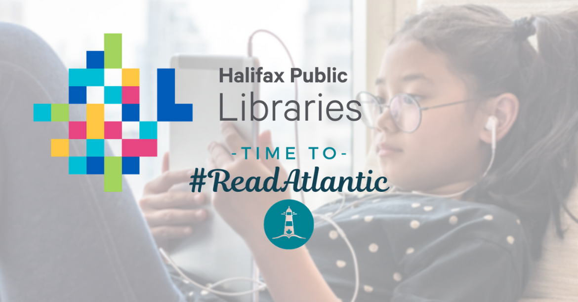 #ReadAtlantic Halifax Public Libraries