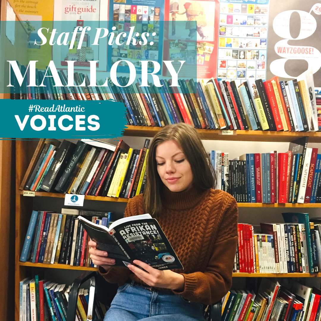Staff Picks: Mallory Reads Live From the Afrikan Resistance!