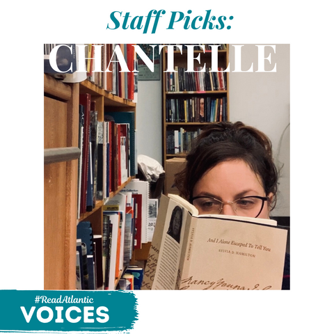 Staff Picks: Chantelle reads And I Alone Escaped To Tell You