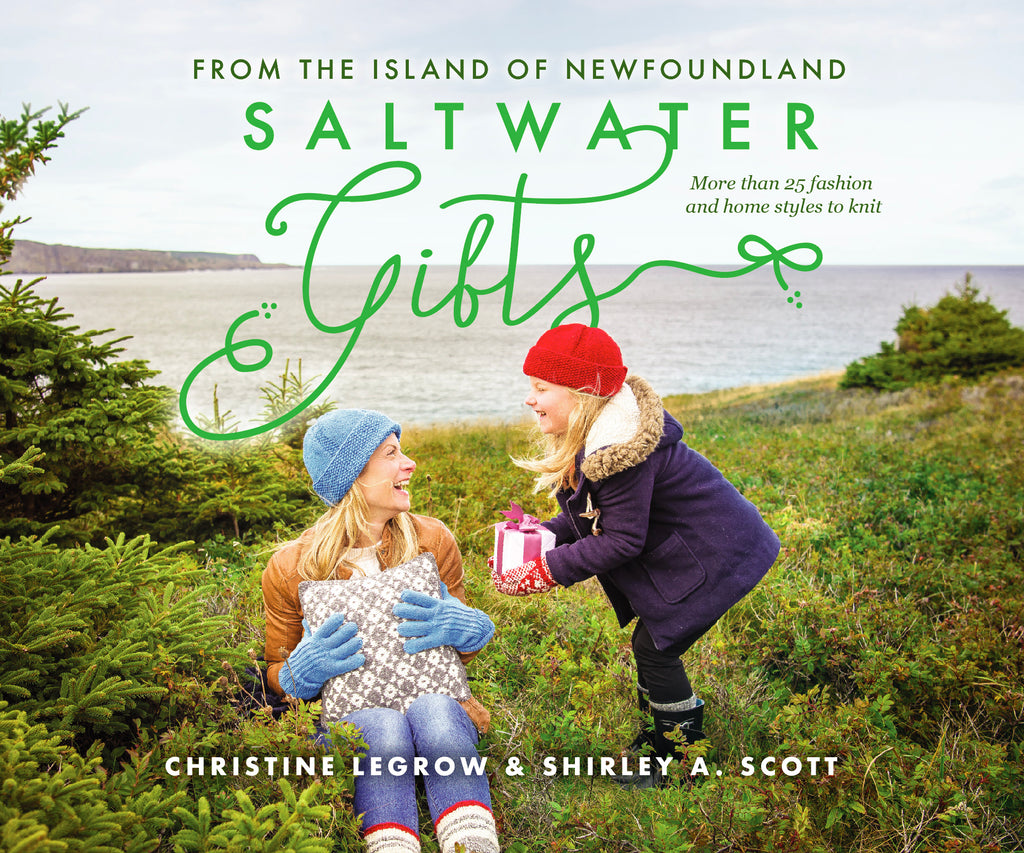 Saltwater Gifts from the Island of Newfoundland