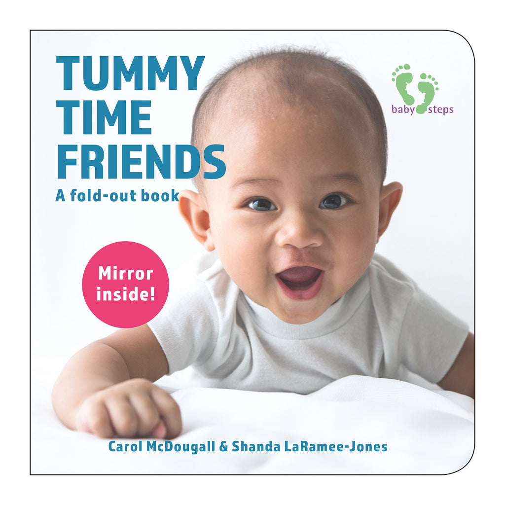 Tummy Time Friends