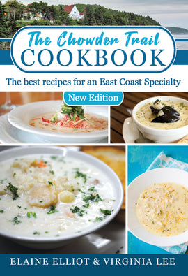 The Chowder Trail Cookbook