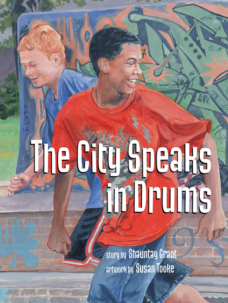The City Speaks in Drums (pb)