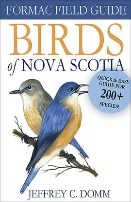 Formac Field Guide to Nova Scotia Birds