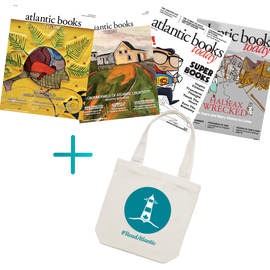 Member Package: 2 year home subscription (4 editions) + #ReadAtlantic totebag