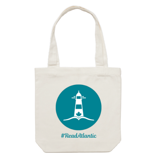#ReadAtlantic Tote Bag