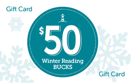 $50 Atlantic Books Gift Card
