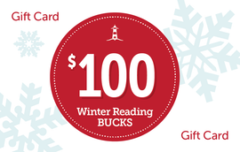 $100 Atlantic Books Gift Card