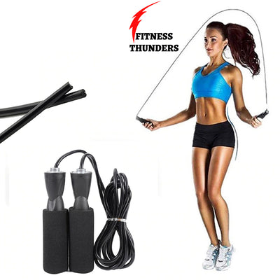 Adjustable Skipping Jump Rope