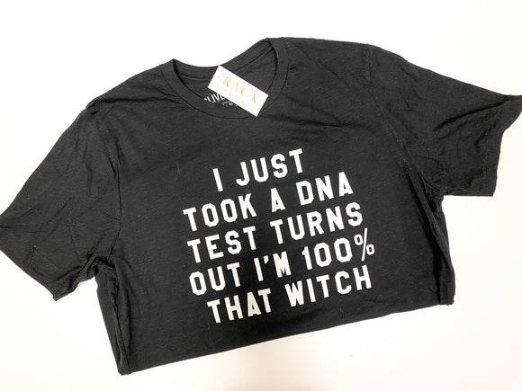 DNA TEST FLASH SALE TEE