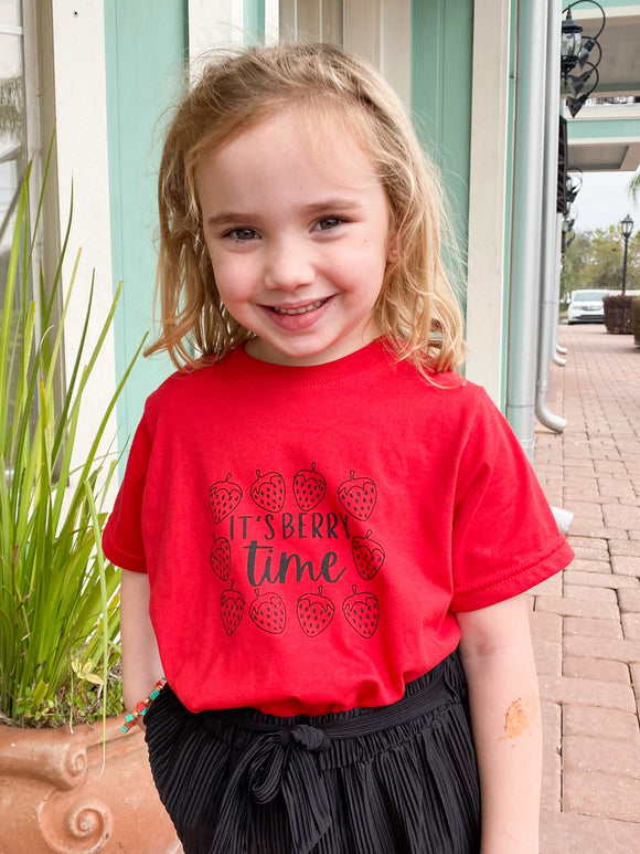 BERRY TIME KID'S TEE