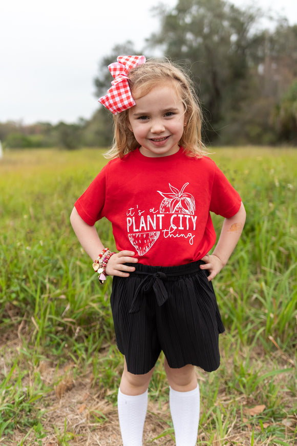 PLANT CITY THING KID'S TEE