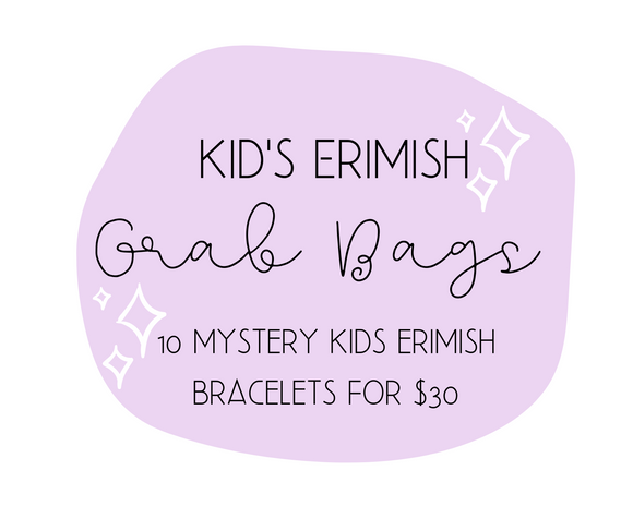 KIDS ERIMISH MYSTERY GRAB BAG