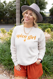 SPICE GIRL SWEATSHIRT