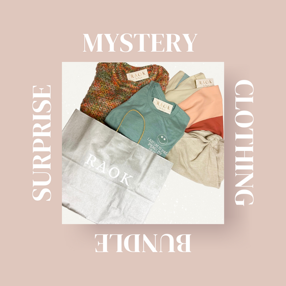 SURPRISE MYSTERY CLOTHING BUNDLE