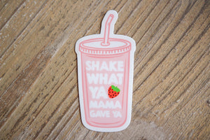 STRAWBERRY STICKER #3