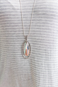 CAMBRIA STERLING NECKLACE