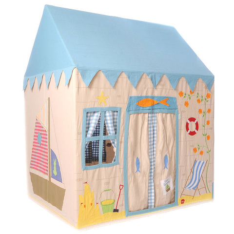Child's Nautical Play Tent