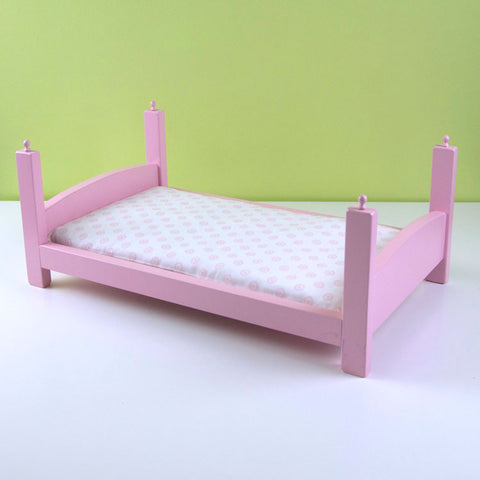 Pink Stacking Doll Bed