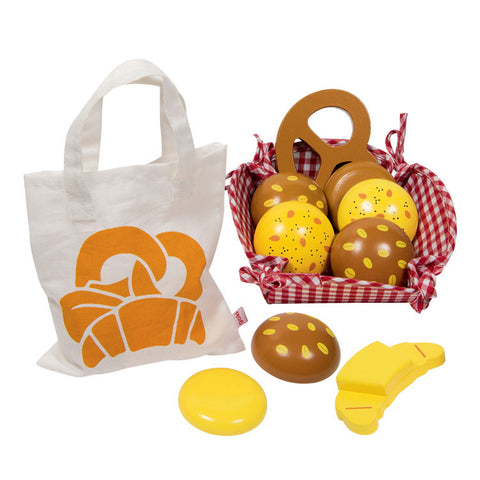 Bread Basket & Bag