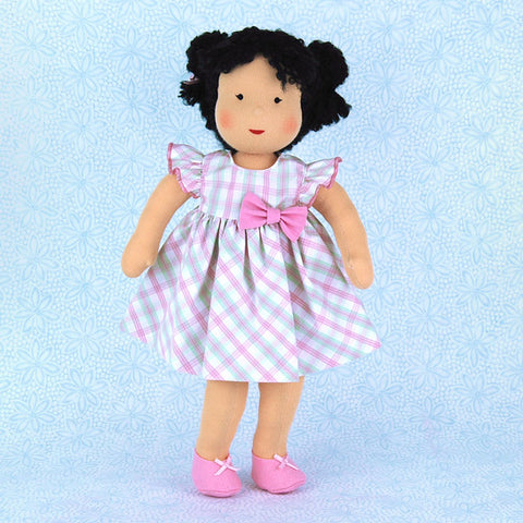 15 Inch Doll Bubble Dress Outfit