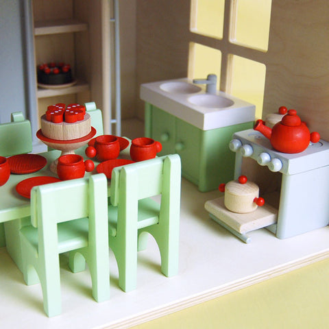 Miniature Kitchen Accessories Set