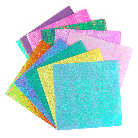 Iridescent Craft Paper