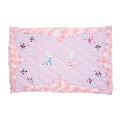 Child's Fairy Floor Quilt