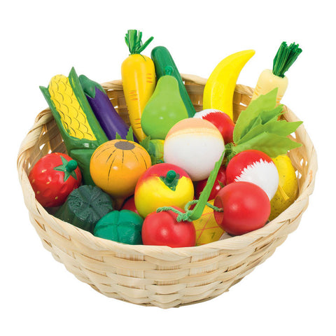 Fruits & Veggies Basket