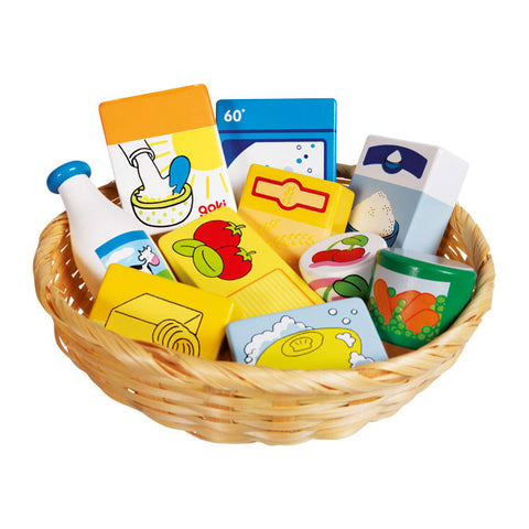 Household Groceries Basket