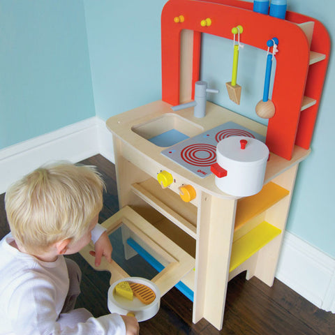 Play Kitchen Set