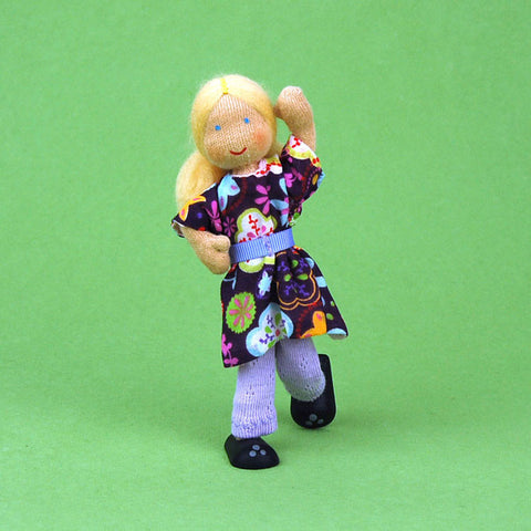Eco-Friendly Dollhouse Mom Doll Laurel