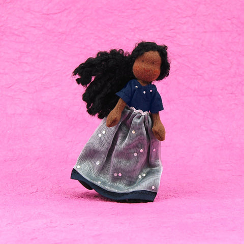 Dollhouse Mom Doll Gown