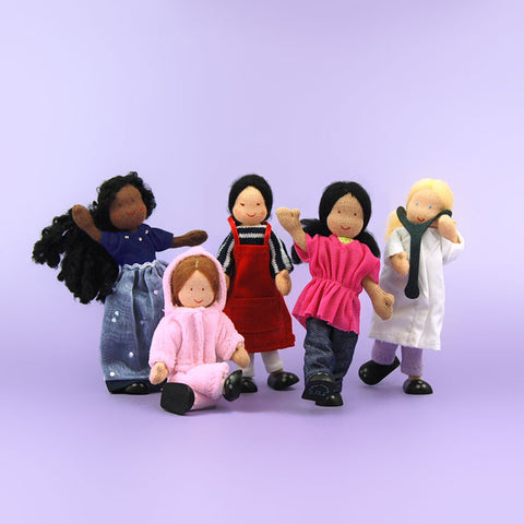 Dollhouse Mom Doll Outfits