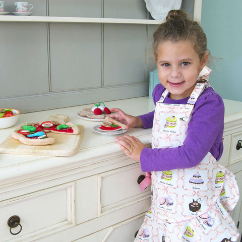 Child's Pastries Apron