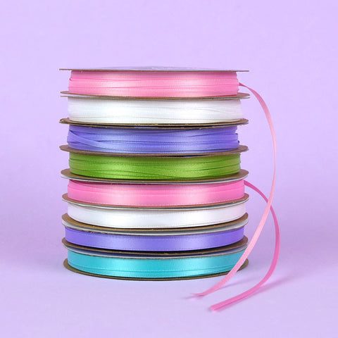 Satin Ribbon Rolls