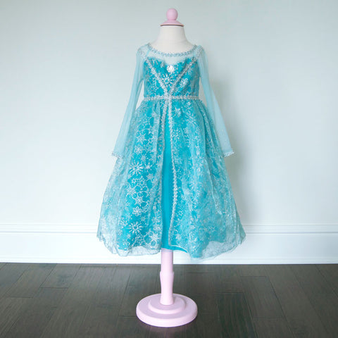 Snowflake Princess Dress