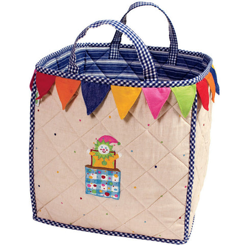 Child's Toy Shop Toy Tote