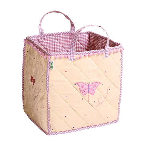 Butterfly Toy Tote