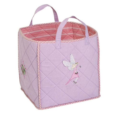 Child's Fairy Toy Tote