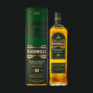 Bushmills 10 Year Old Irish Whiskey