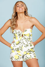 Load image into Gallery viewer, Daisy Says Sunflower Playsuit-Salt Lines Design