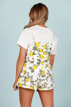 Load image into Gallery viewer, Daisy Says Lemon Pop Playsuit-Salt Lines Design